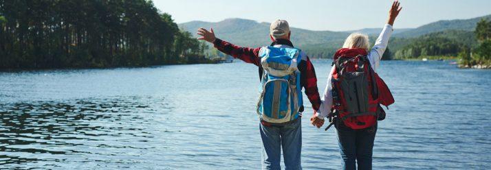 Para vivir una vejez plena, lo que necesitas es un seguro de retiro